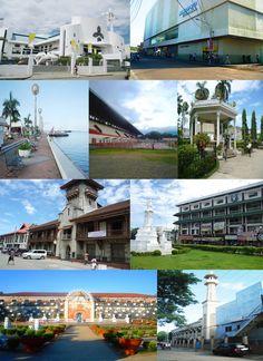 My hometown, Zamboanga City - Phillipines Zamboanga City, Visayas, Beautiful Islands, Capital City, Homeland, The Places Youll Go, My Dream, Philippines, To Go