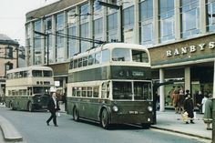 Former Derbeian Barry Edwards concludes his look back on the history of the trolleybus in Derby, 50 years after the final service ran in the town Derby County, Local History, Family History, Bus Coach, London Transport, Peak District, Derbyshire, Nottingham, Leicester