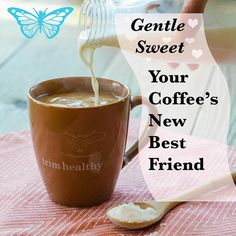 Coffee Creamer with Gentle Sweet (Click on the picture to open the recipe)