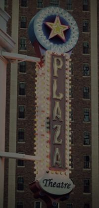 The Worlds Largest Classic Film Festival - The Plaza Classic Film Festival - August 1-11, 2013
