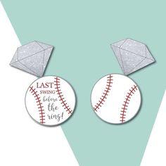 Baseball Bachelorette Party Idea: Last Swing Before the Ring!