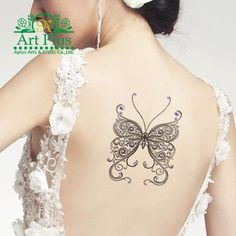 Find More Temporary Tattoos Information about new sale sexy flash tattoo black butterfly tattoo+purple crystal 9.8*7.2cm elegant harajuku 3D butterfly Patty temporary tattoo,High Quality tattoos mermaid,China tattoo designs black and white Suppliers, Cheap tattoo bag from Alin happiness store on Aliexpress.com
