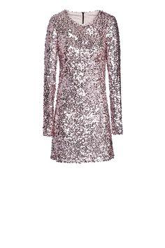Adolfo Domínguez Otoño Invierno 2013 #Dress #Party #Cocktail #Winter #Fashion #JockeyPlaza #Soft #Pink