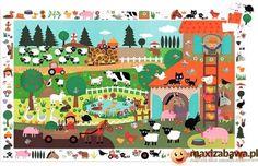 Djeco Puzzle Observation 35 Farma (Dj07591) - Ceny i opinie - Ceneo.pl