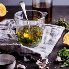Zesty+lemon,+herb+&+garlic+marinade+