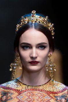 Dolce E Gabbana Fall 2013