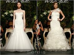 Vestidos de noiva 2015: sereia