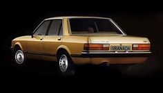 Few big saloons of the had the cool factor in quite the way of the Ford Granada. Read the history of the Ford that changed the executive car landscape Vintage Cars, Antique Cars, Ford Granada, Car Ford, Old Cars, Car Pictures, Cars For Sale, Dream Cars, Classic Cars