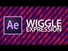 After Effects Tutorial | Wiggle Expression - YouTube