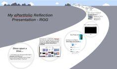 My ePortfolio Reflection Presentation - RGG My Portfolio, Reflection, Presentation, September, Group