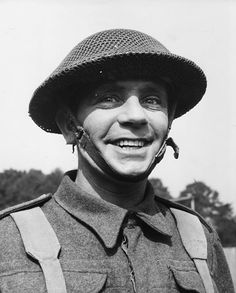British Comedian Norman Wisdom enlisted as a boy soldier in the 10th Royal Hussars in 1930, serving with the regiment as a bandsman in India where he became Army Flyweight Boxing Champion. In WW2 he re-enlisted serving with the Royal Signals. After the War he rose to fame as an acrobatic comedy stage and film actor a skill he developed in the Army.