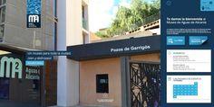 El Museo de Aguas de #Alicante estrena web.