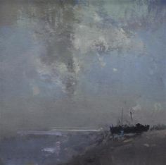 fred cuming - beached oat dungeness
