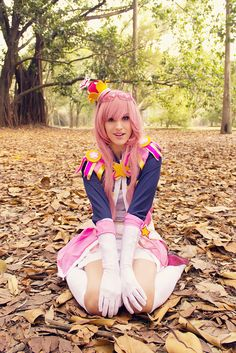 Amy Grand Chase Cosplay