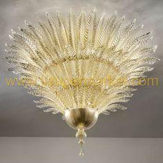 Murano chandeliers Specials series