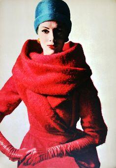 Likes--> Jardin des Modes November 1960 Givenchy Glamour Vintage, Vintage Vogue, Retro Mode, Mode Vintage, Vintage Style, Betsey Johnson, Vintage Dresses, Vintage Outfits, Moda Retro