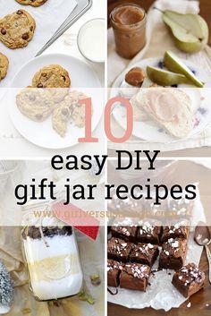 10 easy DIY gift jar