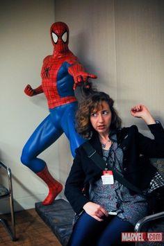 Kristen Schaal Went On A Date With Spider-Man