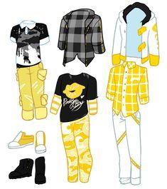 Maul Crawl II [Clawd] - Treatment for Eczema Manga Clothes, Drawing Anime Clothes, Fashion Design Drawings, Fashion Sketches, Anime Outfits, Cool Outfits, Fashion Art, Fashion Outfits, Clothing Sketches