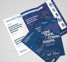Event Conference Brochure