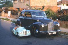 Austin A40 & J40 | Flickr - Fotosharing!