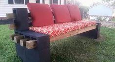 DIY  Bench.