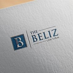 New Logo for The Beliz Law Firm by SOLEDAD™