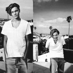 Leonardo DiCaprio he was so attractive what the hell happend? Leonardo Dicaprio Smoking, Young Leonardo Dicaprio, Beautiful Boys, Beautiful People, Gorgeous Men, Best Actor, Cute Guys, Handsome, Hollywood