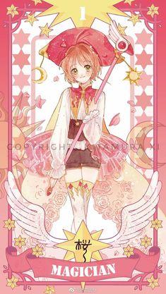 Anime Manga, Anime Art, Sakura Kinomoto, Xxxholic, Card Captor, Otaku, Clear Card, Kawaii Anime, Magical Girl