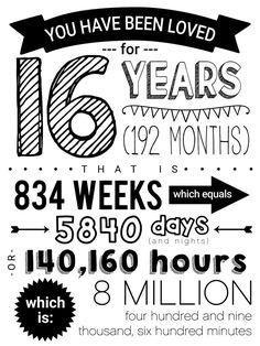 ideas birthday poster ideas for boyfriend anniversaries 16th Birthday Wishes, 13th Birthday Boys, 14th Birthday Party Ideas, Happy 11th Birthday, Happy Birthday Posters, Happy Birthday Quotes, Birthday Fun, Birthday Greetings, Birthday Cards