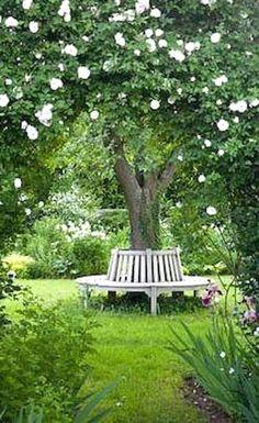120 stunning romantic backyard garden ideas on a budge (21) #backyardgarden  #GardenIdeas