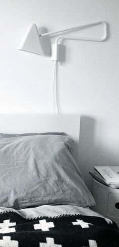Via NordicDays.nl | Eliarose89 | IKEA Ps | Pia Wallen Cross Blanket