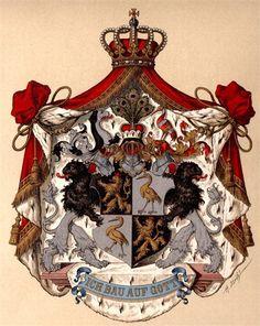 Holy Roman Empire Herald ~ Charles V Von Habsburg, Holy Roman Emperor. 13th Maternal GG.