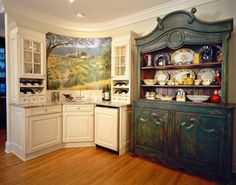 Barrington Residence #2 - traditional - kitchen - chicago - Orren Pickell Building Group