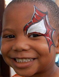 boy facepaint - Bing Images