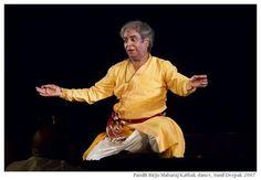 Pandit Birju Maharaj and other October concerts