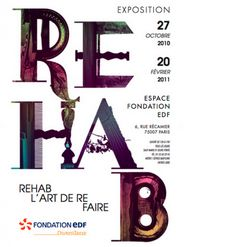 REHAB, l'art de re-faire