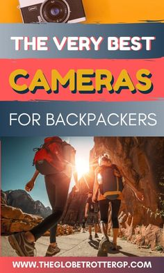 The best cameras for travel photography at all budgets. this articles looks at 15 of the best cameras for backpacking from action waterproof cameras to DSLR, mirrorless and compact cameras for travel. Photography Guide, Ocean Photography, Adventure Photography, Travel Photography, Photography Equipment, Best Cameras For Travel, Best Travel Apps, Travel Photos, Backpacking Tips