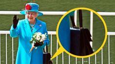 Feltűnt? A királynőnél mindig ott a táskája, mintha az élete múlna rajta: mi lehet benne? - pólók és munkaruha