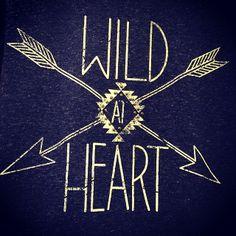 Pi Beta Phi arrows- Wild at heart! #piphi #pibetaphi