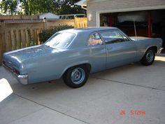 1966 Chevy Biscayne street/strip car