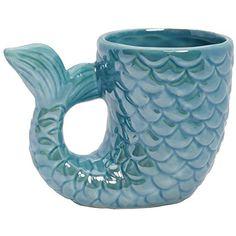 Mermaid Tail Coffee Mug. #mermaid #mermaidtails #coffee #coffeelovers #pisces