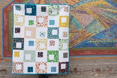 A Spectacle Quilt Pattern