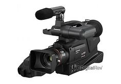 (CLICK IMAGE TWICE FOR DETAILS AND PRICING) Panasonic HDC-MDH1 pro camcorder. In addition to Full HD images, the HDC-MDH1 records   high-quality SD images (AVCHD standard definition) with a shoulder-type   stability that professionals will like.    The 35.8mm wide-angle setting helps fit everything in .. . See More Camcorder Products at http://www.ourgreatshop.com/Camcorder-Products-C156.aspx