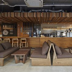 Beautiful Coffee Shop Concept