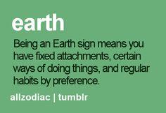 Earth signs Taurus, Virgo and Capricorn Gemini And Scorpio, Taurus Traits, Astrology Taurus, Taurus And Gemini, Taurus Quotes, Capricorn Facts, Taurus Man, Horoscope Signs, Astrology Signs