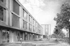 Primarschule Krämeracker | Boltshauser Architekten, Zürich, Schweiz