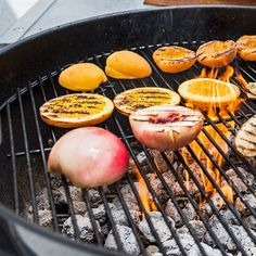 Prevent your food from sticking to the grill with these three simple tips.