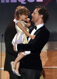 Photo of Matthew McConaughey's Adorable Daughter Steals the Spotlight Celebrity Kids, Celebrity Gossip, Celebrity Photos, Cute Celebrities, Celebs, Face Photo, Matthew Mcconaughey, Actors & Actresses, Brave
