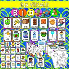 School Resources, Teacher Resources, Irish Language, Primary School, Classroom Decor, Scrapbook, Teaching, How To Plan, Seo